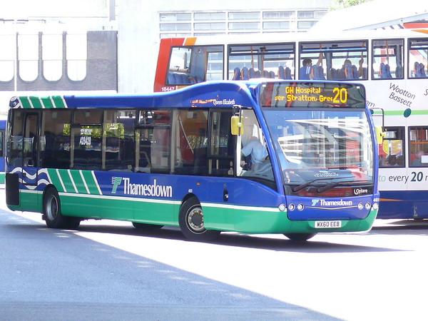 Thamesdown 401 110725 Swindon