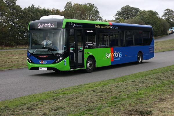 Swindon's Bus Company
