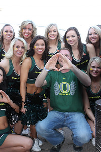 Go Ducks, Oregon, Alumni Pre-party, JANUARY 9, 2011, AXIS RADIUS