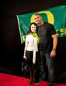 Go Ducks, Oregon, Alumni Pre-party, JANUARY 9, 2011, AXIS RADIUS