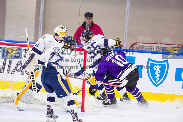 Canisius Hockey vs Niagara 1/16/16