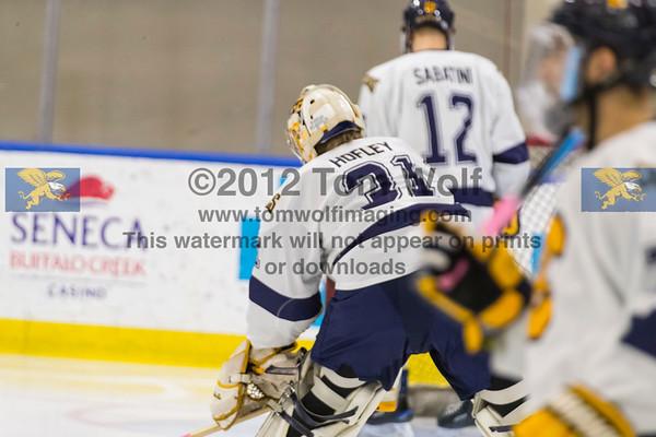 Hockey vs. RMU 10/23/16