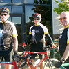 Kevin, Ron, and Mike-ready to ride