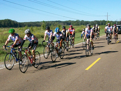 Go Jim Go riders looking strong.