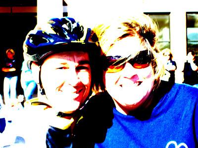 Bo Mc and Judi Stewart