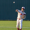 The Argyle Eagles baseball team defeats the Springtown Porcupines with a final score of 11-1 in the fifth inning at Argyle High School in Argyle, Texas, on April 25, 2019. (Andrew Fritz | The Talon News)