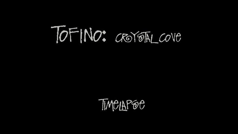 TOFINO TIMELAPSE Cello AUGUST 2012