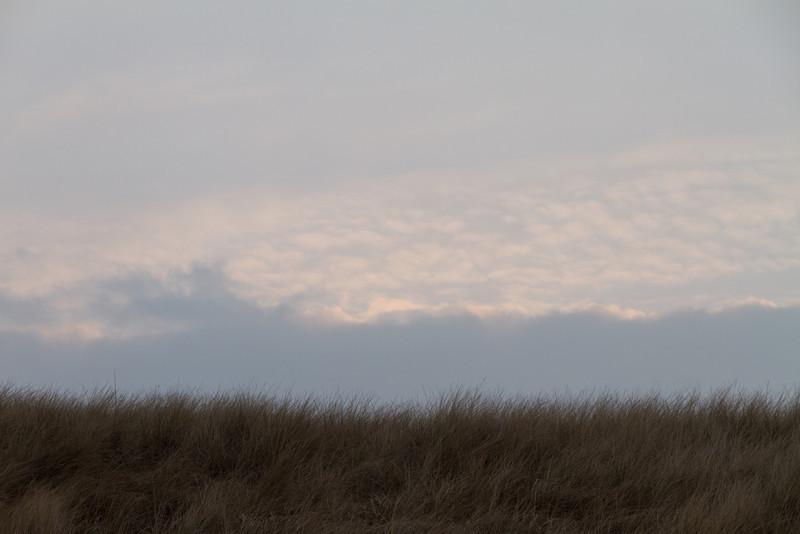 the dune (klit) south of Thorsminde