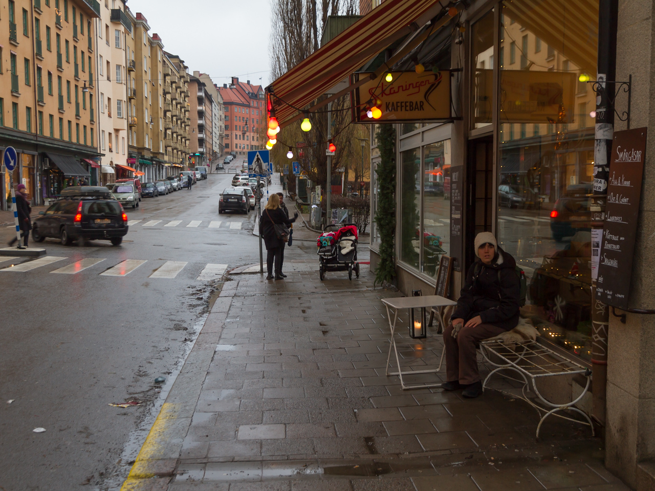 Skånegatan - Nytorget