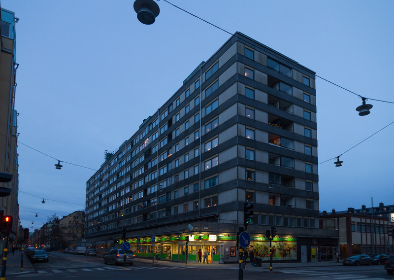 Östgötagatan/Gotlandsgatan