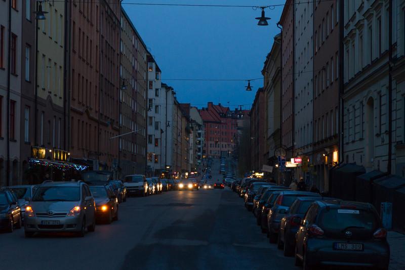 Skånegatan (from Östgötagatan)