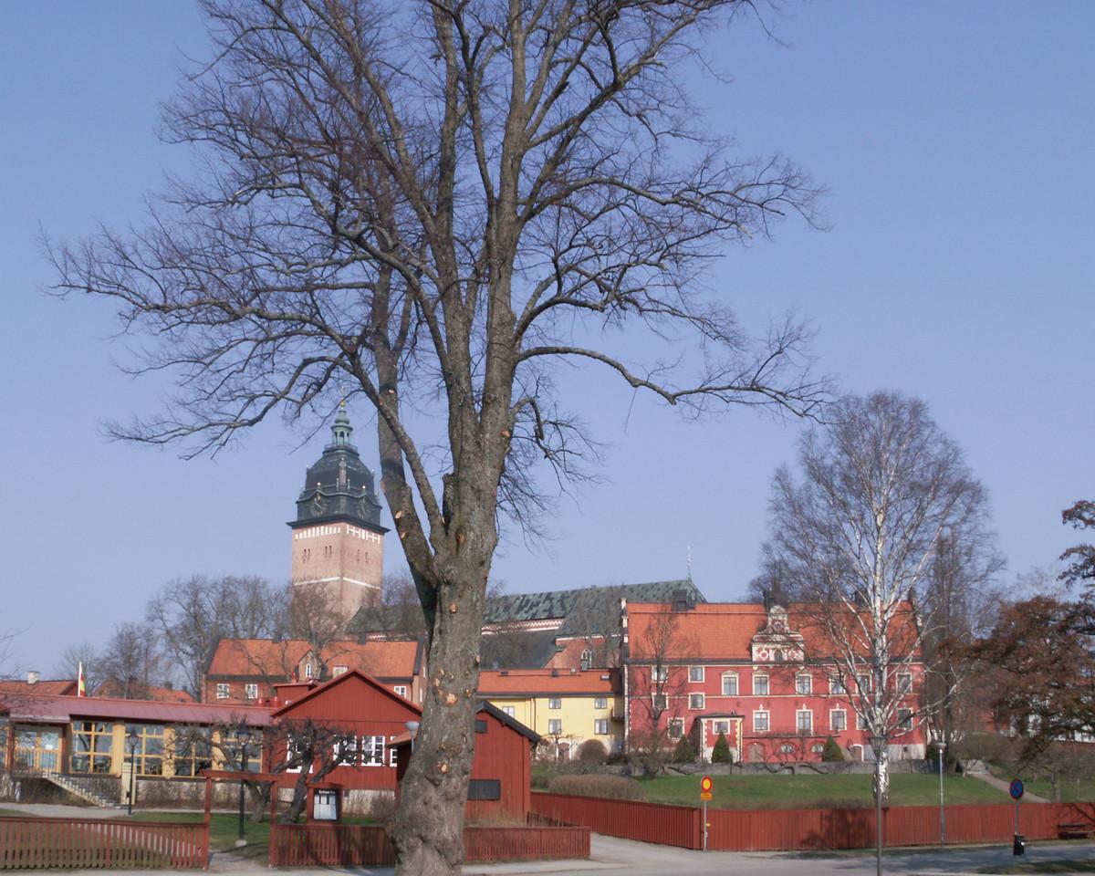 View from Östra Strandvägen. 2007 30 March @ 10:32