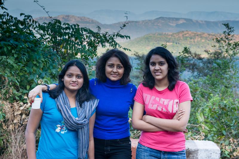 Pratapgarh point