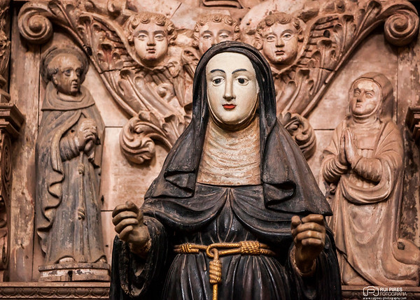 Arte Sacra em Goa Velha