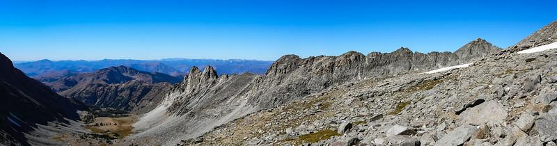 September in the Pioneer Range