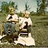 Mark and Deb, Summer 1973