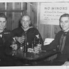 P00050 Three Sailors in Dress Blues in a Bar EDGAR