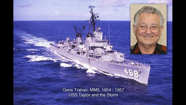 USS Taylor Oral History