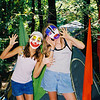 Maddie Clown and Tribal Kristina