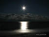 Full moon over Flagler Beach 01