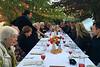 Alfresco Dinner for 50 at God's Mountain