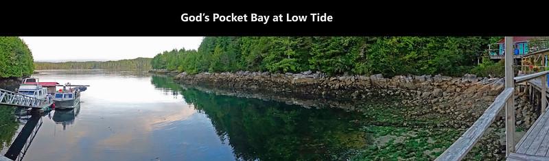 God's Pocket Bay<br /> Hurst Island, British Columbia