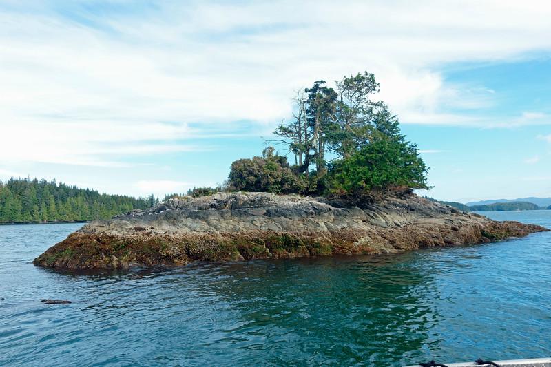 2016-08-15<br /> Seven Tree Island, Browning Pass, British Columbia