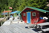 2015-08-18<br /> God's Pocket Resort<br /> Hurst Island, British Columbia