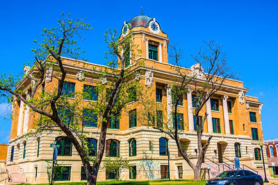 Cooke County Courthouse, Gainesville Texas