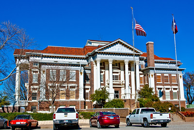 Montague County Courthouse, Montague Texas