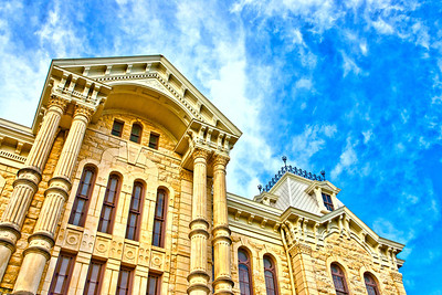Hill County Courthouse, Hillsboro Texas