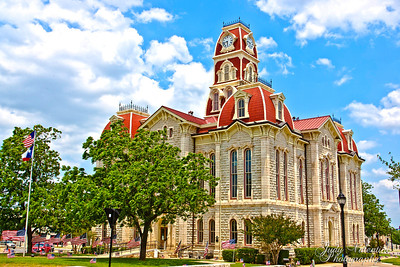 Parker County Courthouse, Weatherford Texas