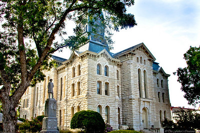 Granbury, Texas Courthouse