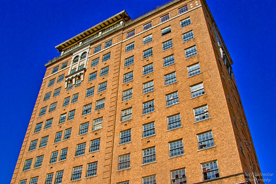 The Baker Hotel, Mineral Wells, Texas
