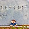 Douglas and Ina Chandor of Chandor Gardens