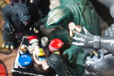 Monster dinner party