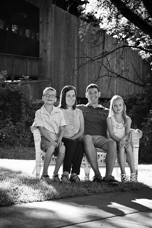Goff/Robinson Family 2016