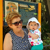 Jenny and Rowen at the Zoo