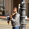 Violinist Street Performer