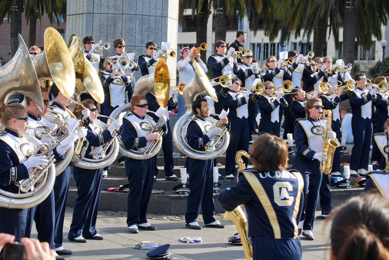 UC Davis Marching Band