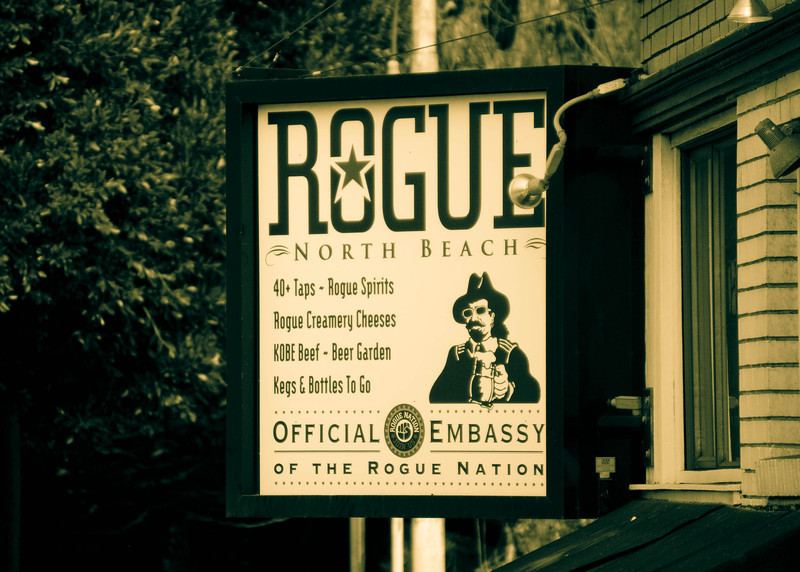 Official Embassy of the Rogue Nation in San Francisco