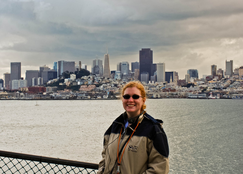 Meaghan - San Francisco Skyline