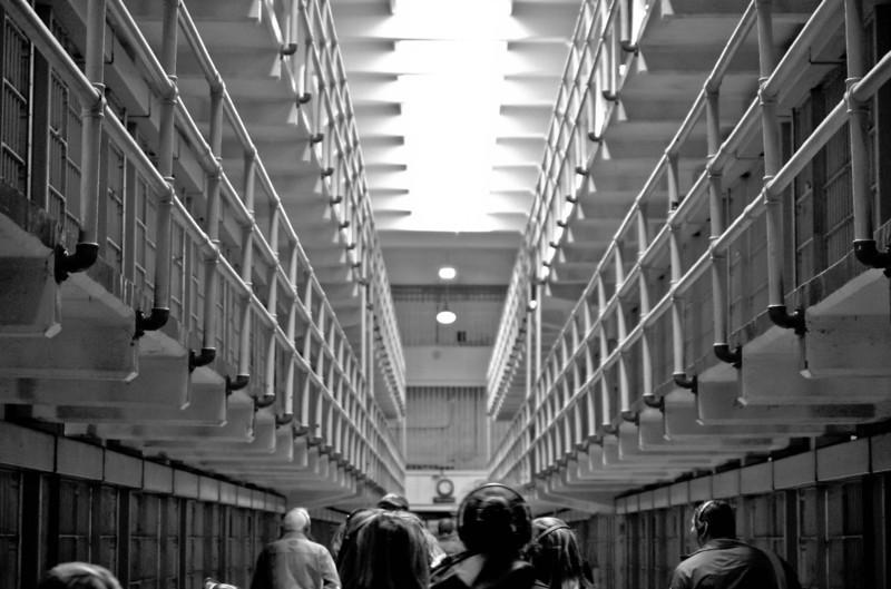 Alcatraz Cell Block - Broadway