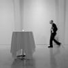 Milwaukee Art Museum table