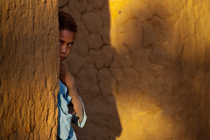 Shy boy, Timia. Aïr Mountains.