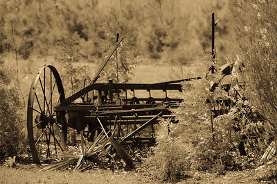 Farm remants