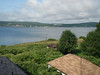 Another view of Port Hawksbury harbour from our B&B