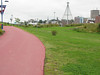 The Red Road (aka the Harbour Path) in Saint John - appearing at the end of our journey to take us home to Mahogany Manor B&B