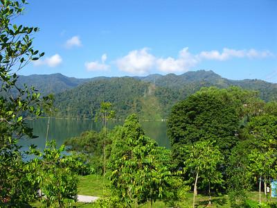 Banding Island and Lake Temmagor