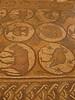 Mosaics in Petra church